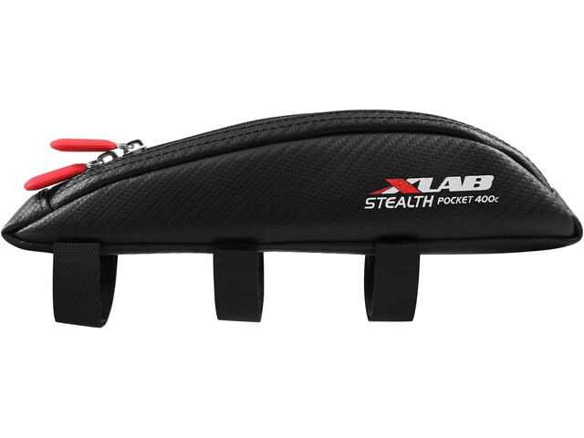 XLAB Stealth Pocket 400c Top Tube Aero Bag